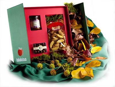 The Deluxe Dessert Gift Box